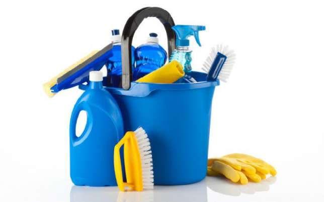 приналежності для прибирання