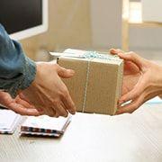 Забрать и отправить почтой