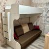 Сборка детской двухярусной кровати в Орша