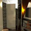 Начальный дизайн жилых комнат