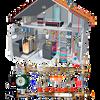 Водоснабжение домов, дач, коттеджей под ключ