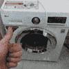 Установим стиральную машину - ТОЛЬКО АГРЕГАТ