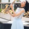 Саксофонистка/пианистка