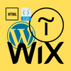 Тех поддержка сайта (Tilda, Wix, WordPress)