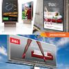 Разработка билбордов, постеров.