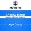 Разработка логотипа под ключ.