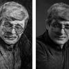 Портрет, натюрморт