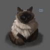 Электронный портрет, арт, иллюстрация, разработка персонажа