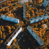 Аэросъемка сдрона DJI + монтаж видео