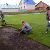 Рулонный газон с обслуживанием до результата
