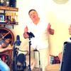 Живая Музыка - известный Ютюб блогер Поющий Полковник и скрипач виртуоз преподаватель консерватории Георгий Соколов.
