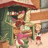 Иллюстрации персонажей и среды