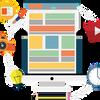 Оперативное создание сайта-визитки, информационного сайта