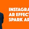 Создание instagram AR еффекта, маски в дополненной реальности, facebook