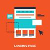 Создаю Landing page
