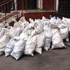 Утилизируем  ваш строительный мусор в мешках!!!