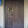 Монтаж входных дверей, широкий выбор дверей